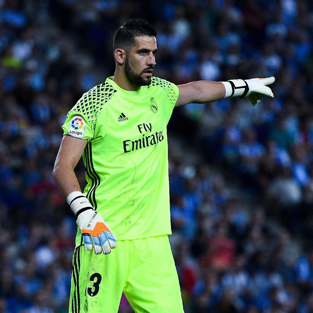 Terbuang dari Madrid, Kiko Casilla Gabung Klub Divisi Dua Inggris