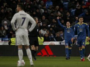 Madrid Ditaklukkan Celta di Bernabeu