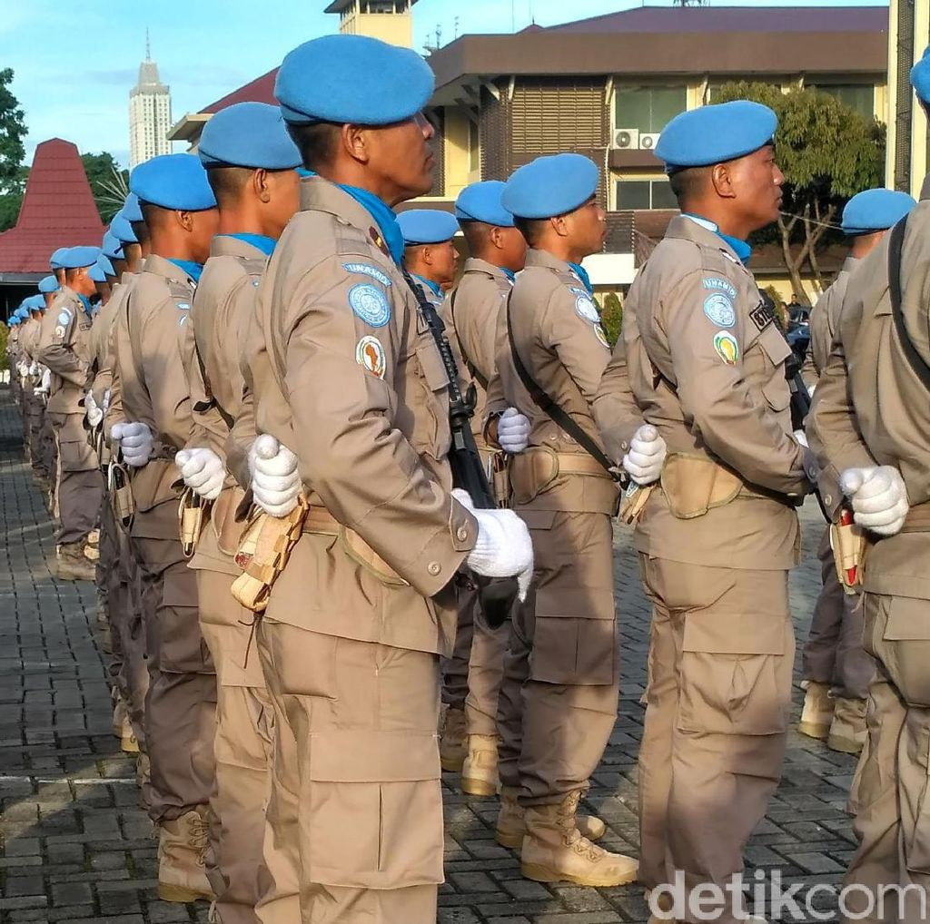 Dituduh Selundupkan Senjata, Polri: Itu Bukan Milik Pasukan RI