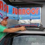 Modifikasi Mobil dengan Sunroof Banyak Digunakan Komunitas