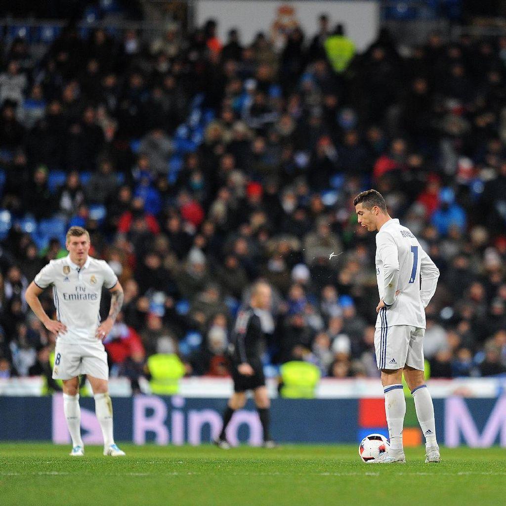 Madrid Kalah Lagi, Marcelo: Mungkin Efek Hasil di Sevilla