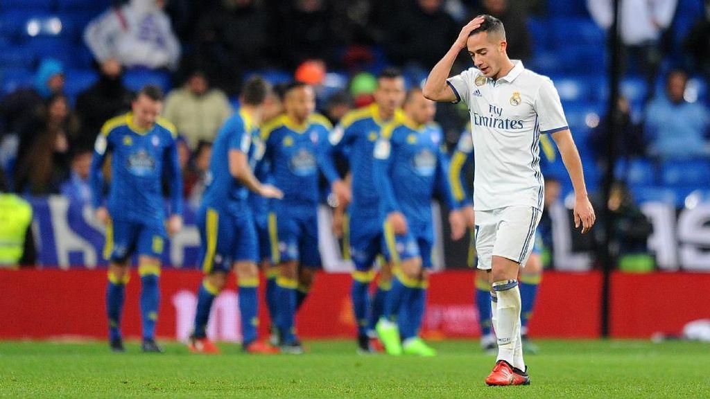Madrid Telan Dua Kekalahan Beruntun Usai Tak Terkalahkan di 40 Laga