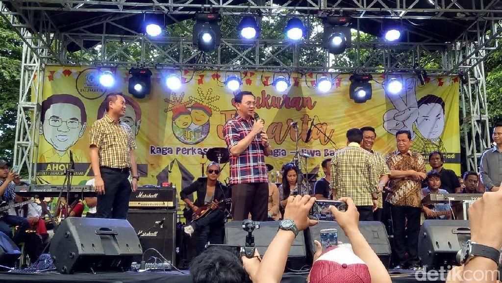 Ahok Harap Acara Pasar Murah Bisa Rutin Digelar di Jakarta