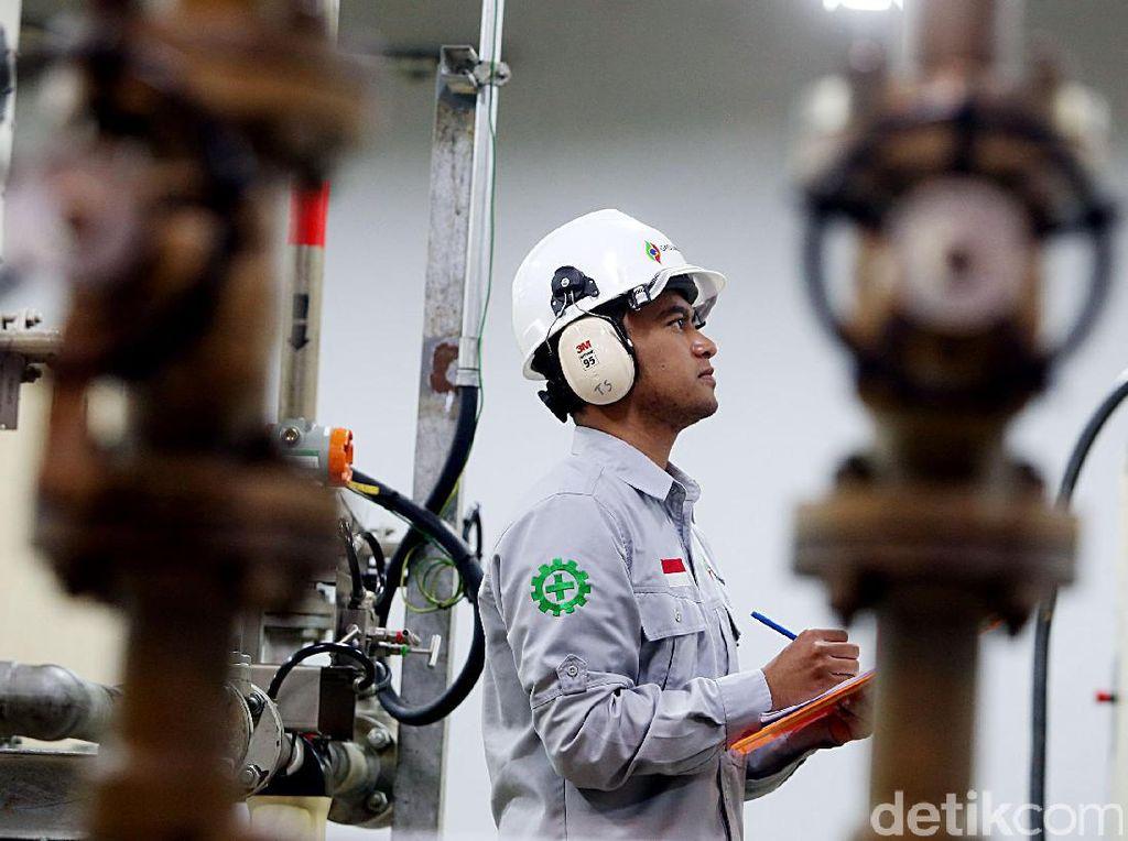 PLTP Patuha Hasilkan Energi Listrik 55 MW
