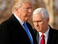 Pence Tegaskan Tak Bisa Cegah Kemenangan Biden, Trump Marah