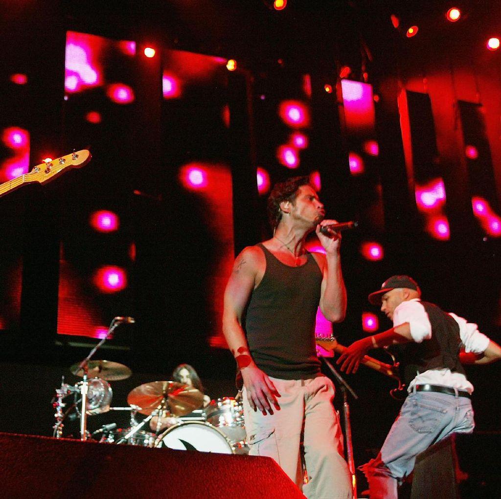 Bikin Inaugurasi Tandingan, Audioslave: Presiden yang Buruk Lahirkan Musik yang Baik