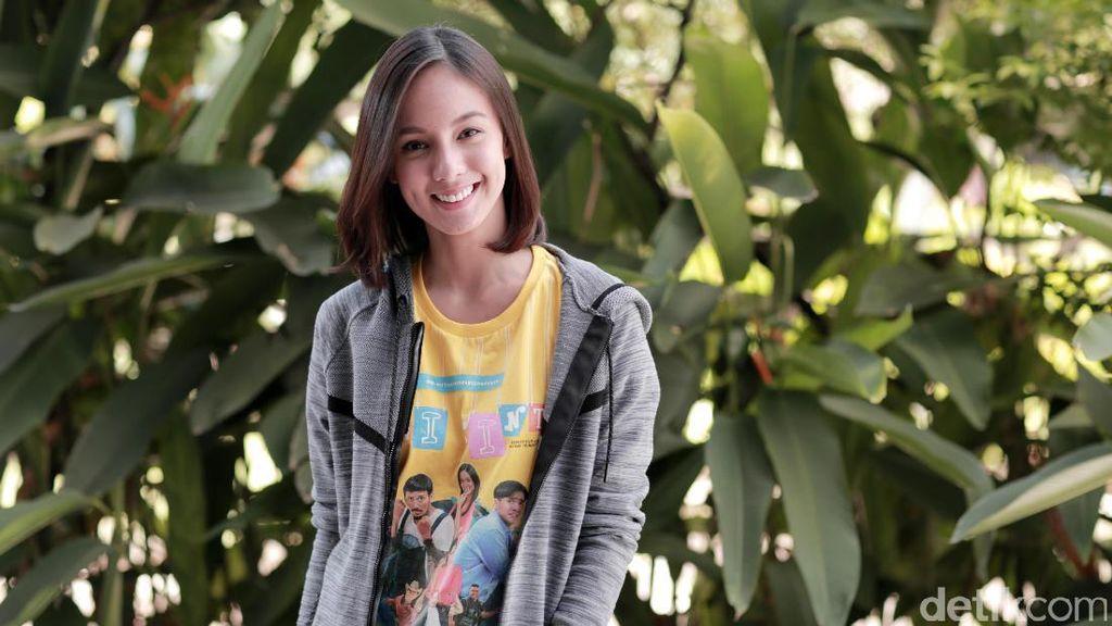 Nasya Marcella Perankan Baby Sitter Medok dalam Demi Cinta