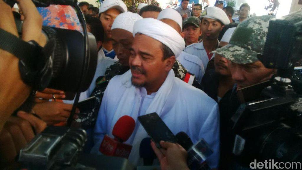 Polisi Siapkan Pengamanan Antisipasi Demo Pemeriksaan Rizieq