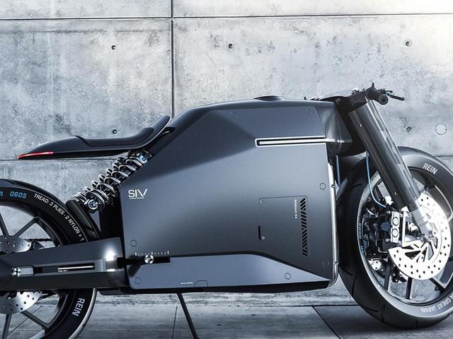 Motor Konsep Terinspirasi dari Origami