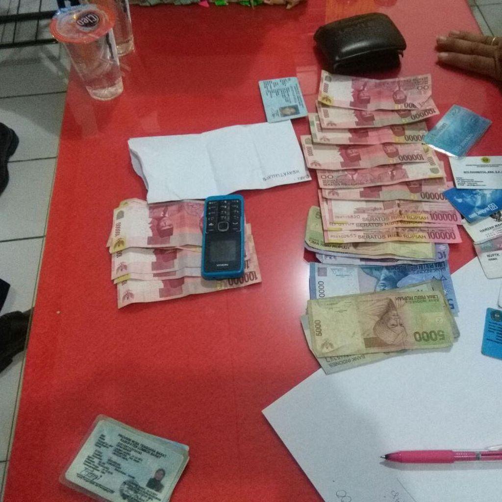 Polisi Tangkap Marzuki yang Lakukan Pungli Dana KIP