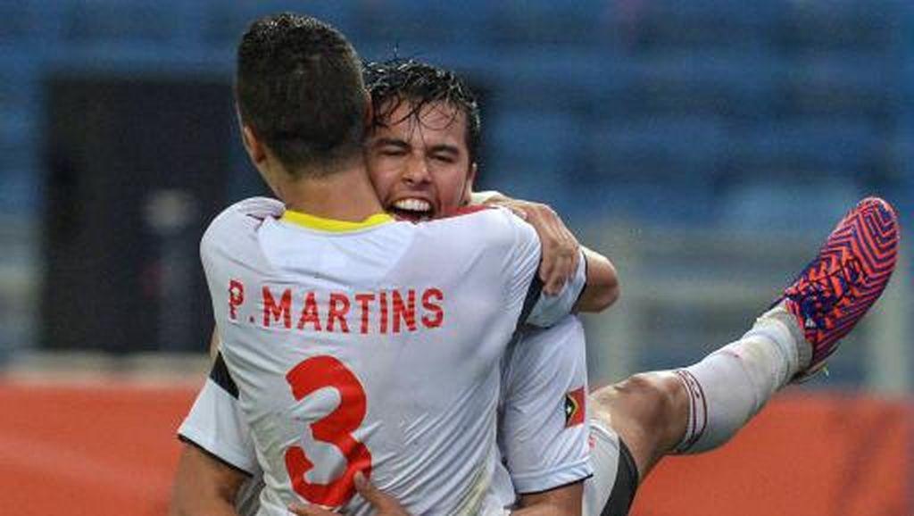 Dokumen Palsu Bikin Timor Leste Dilarang Main di Piala Asia 2023