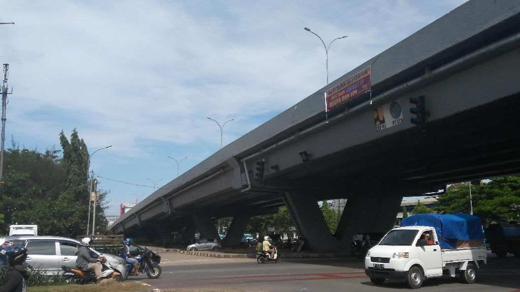 Spanduk Tolak Rizieq Muncul di Makassar, FPI Sulsel: Ulah Provokator