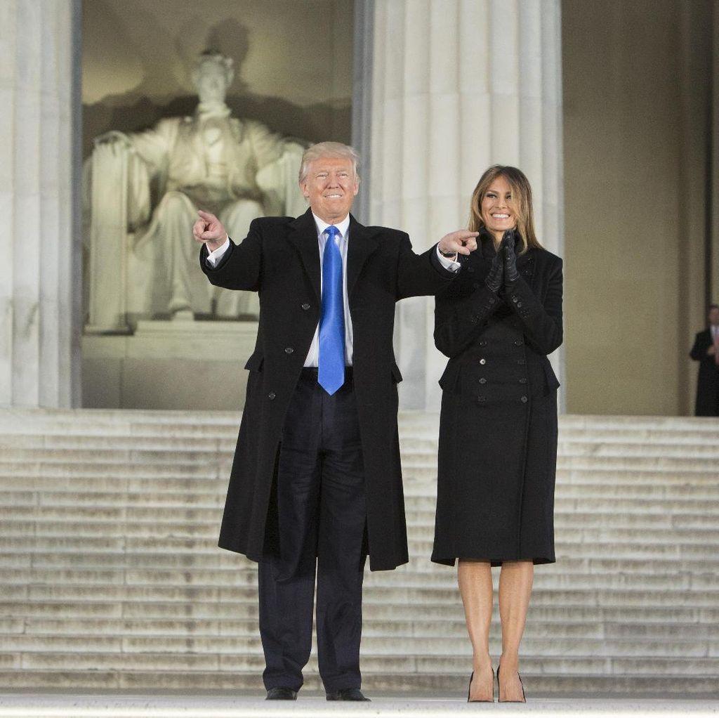 Musisi AS Bikin Inaugurasi Tandingan Donald Trump