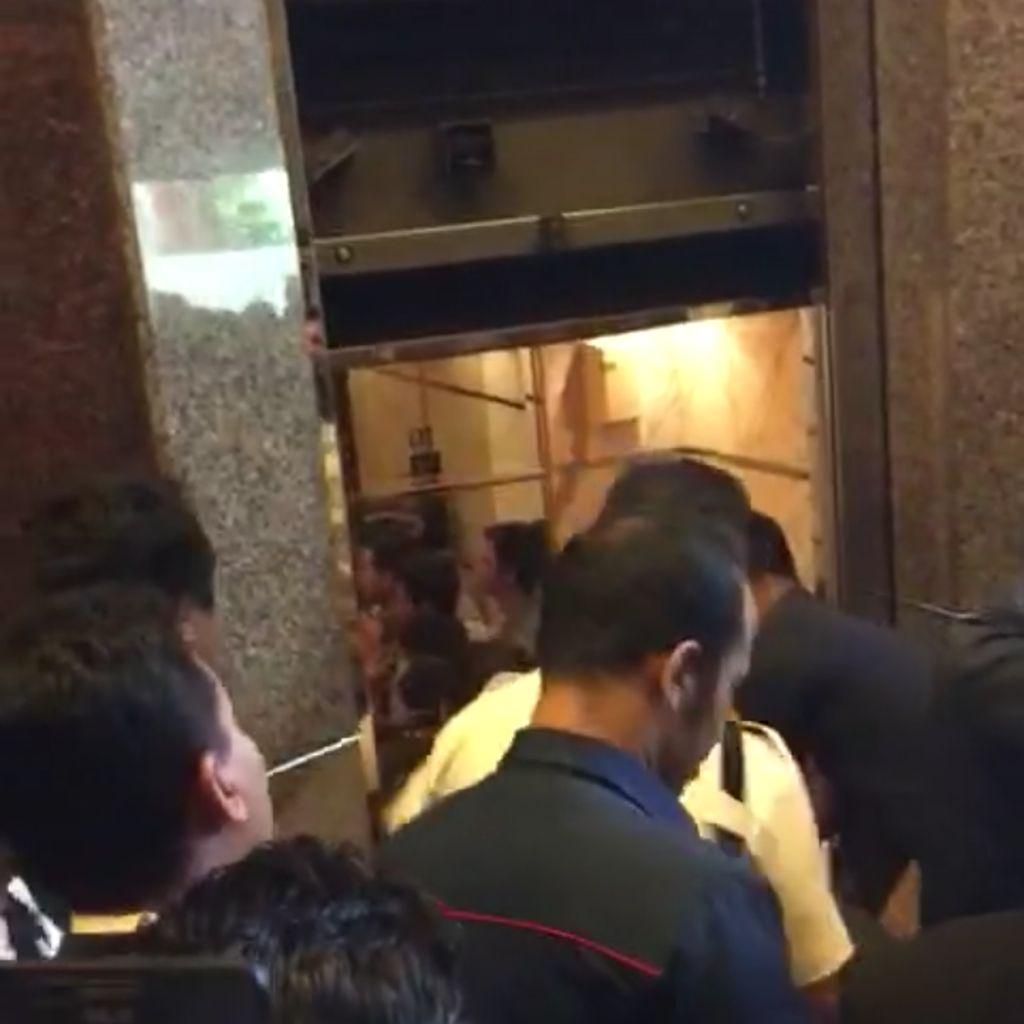 Bantah Jatuh, Ini Penjelasan BRI soal Insiden Lift