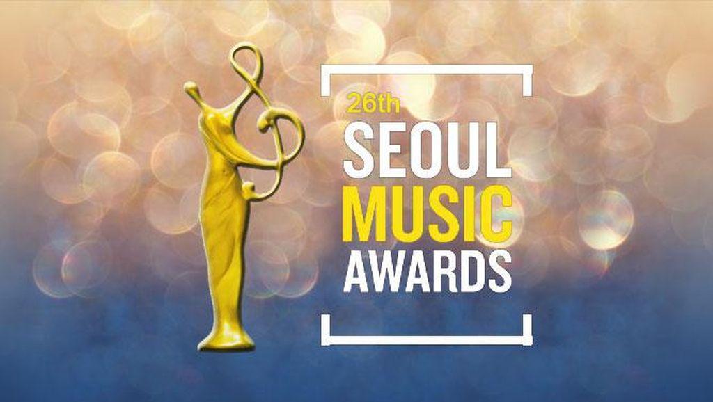 EXO dan BTS Borong Piala di 'Seoul Music Awards'
