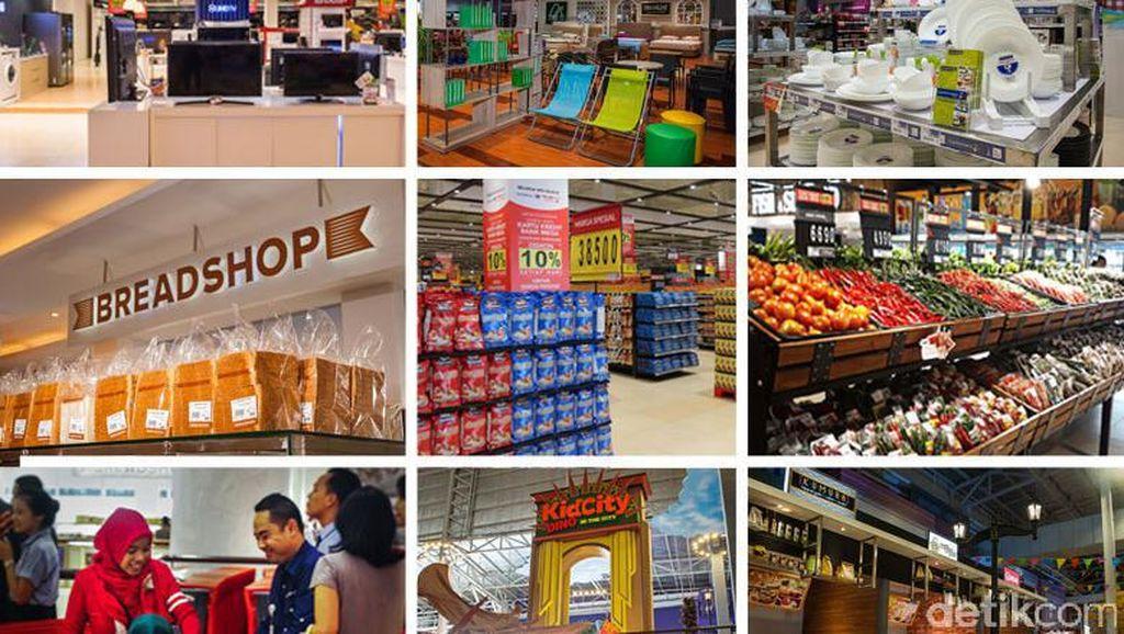 Nantikan Petualangan Kuliner di Transmart Rungkut-Surabaya
