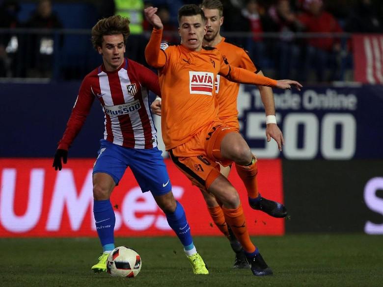 Atletico Madrid Berpeluang Masuk Babak Semifinal Copa Del Rey