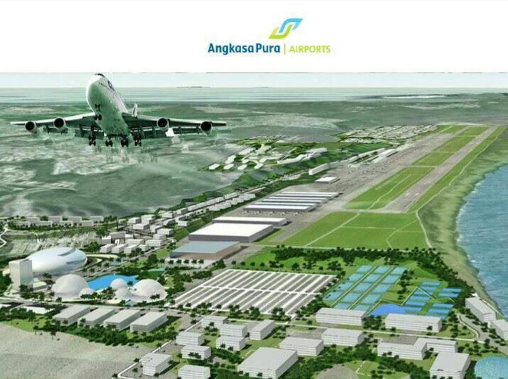 India Minat Bangun Bandara Kulon Progo