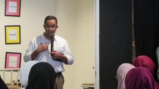 Anies Sebut 2 Moderator Jadikan Debat Menarik