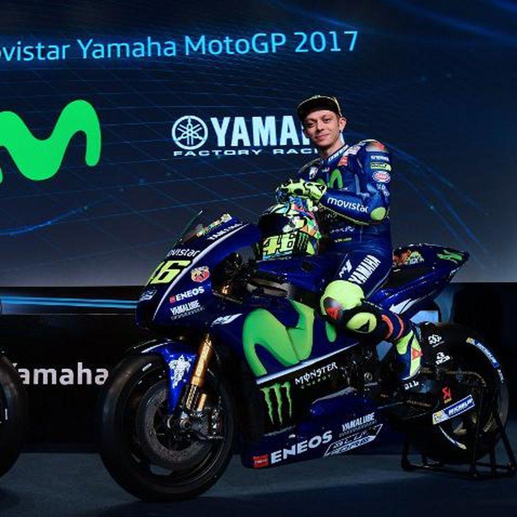 Rossi: Musim 2017 Akan Sangat Menarik, tapi Tidak Lebih Mudah