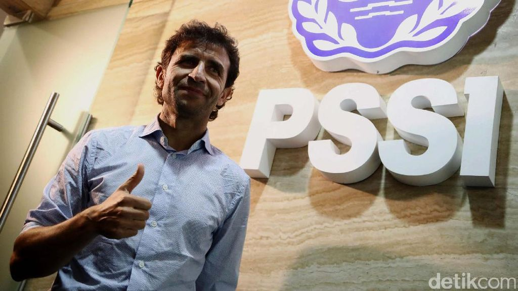 Usai Ditunjuk Jadi Pelatih Timnas, Luis Milla Mudik Dulu ke Spanyol