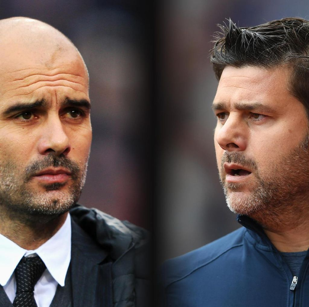 Guardiola vs Pochettino: Dari La Liga Lanjut ke Premier League