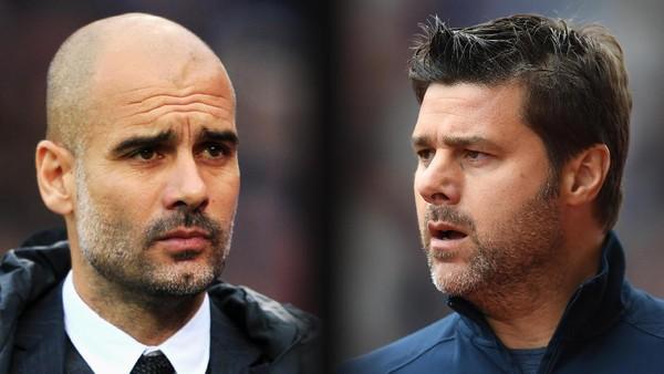 Guardiola vs Pochettino: Dari La Liga Lanjut ke Premier League