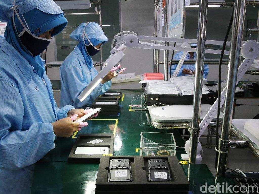 Impor Ponsel di Indonesia Hemat USD 2,5 Miliar Berkat TKDN