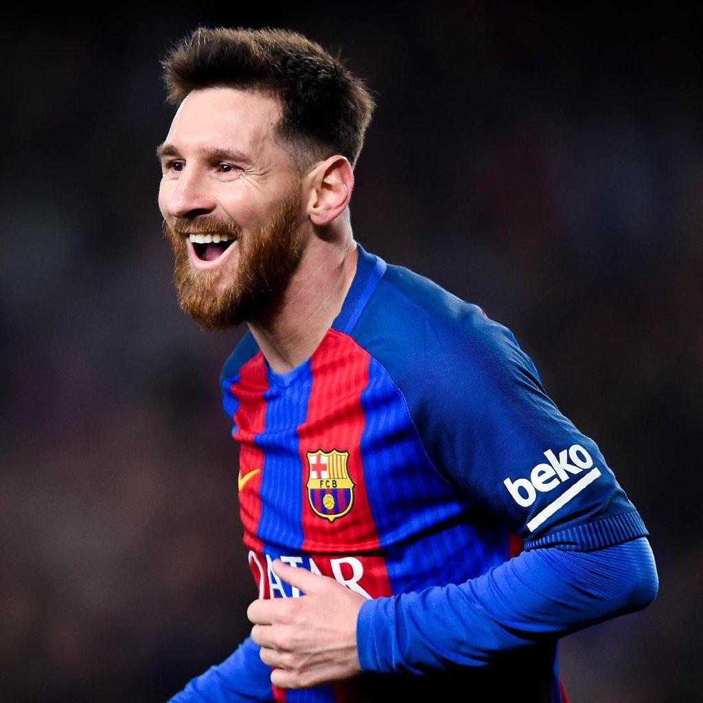 Barca Sebut Pembicaraan Kontrak Baru Messi Berjalan Sangat Lancar