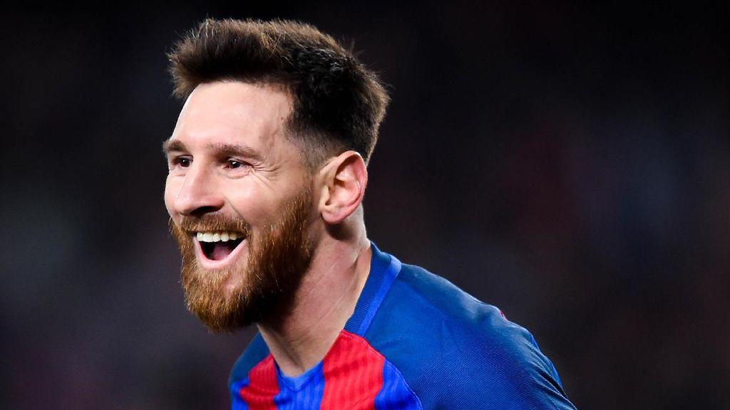 Tentang Lionel Messi, Polisi, dan Batman