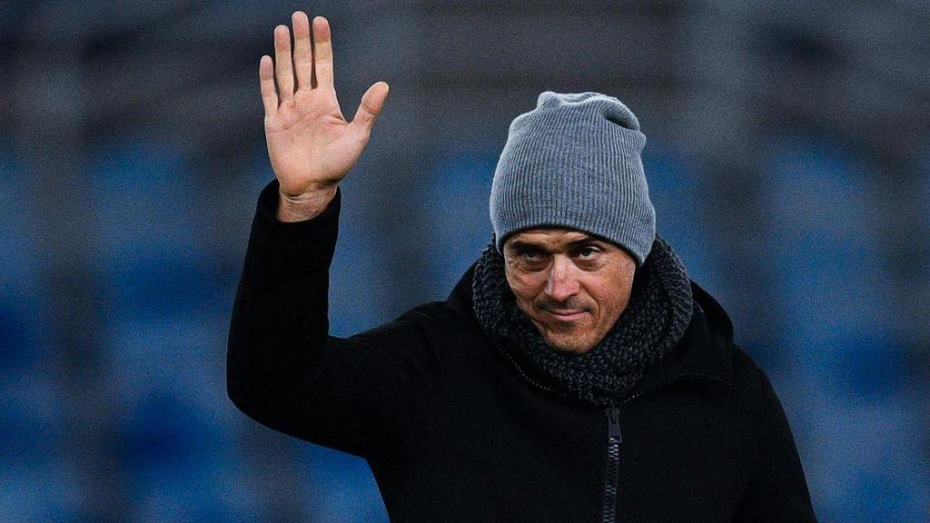 Terkait Kontrak Luis Enrique, Barca Masih Santai