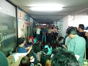 Relokasi Simpang Siur, Pedagang Pasar Senen Protes ke Manajemen