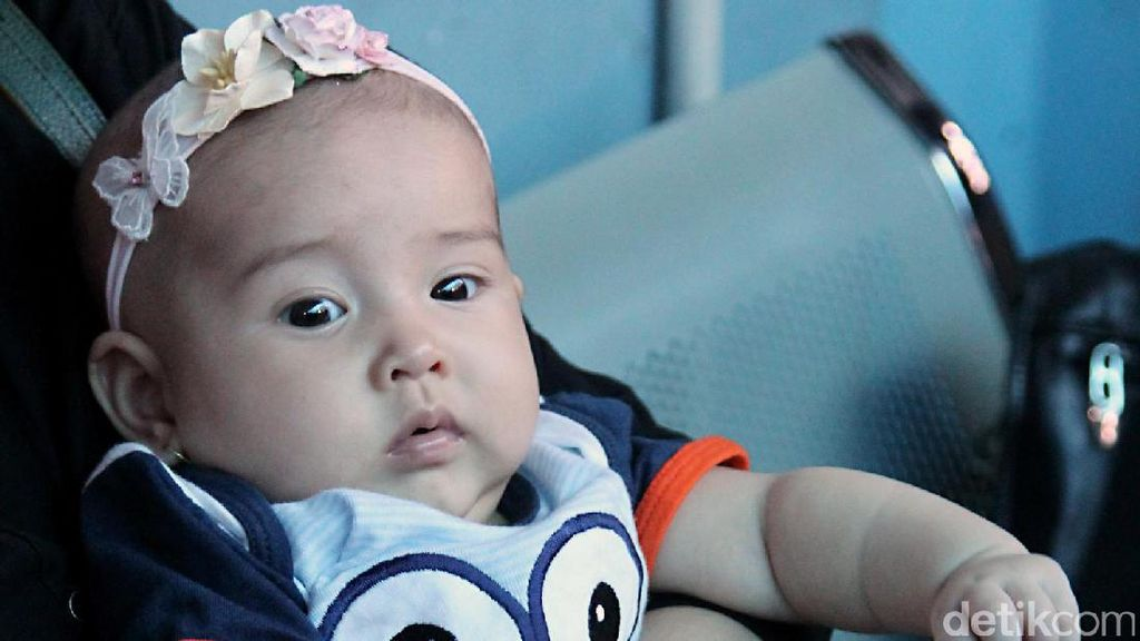 Gemas! Lucunya Putri Yasmine Wildblood