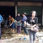 Curhatan Pedagang Pasar Senen Rugi Ratusan Juta Akibat Kebakaran