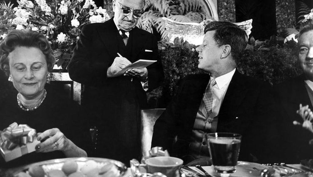 Kisah di Balik Hidangan di Pesta Inagurasi Para Presiden Amerika