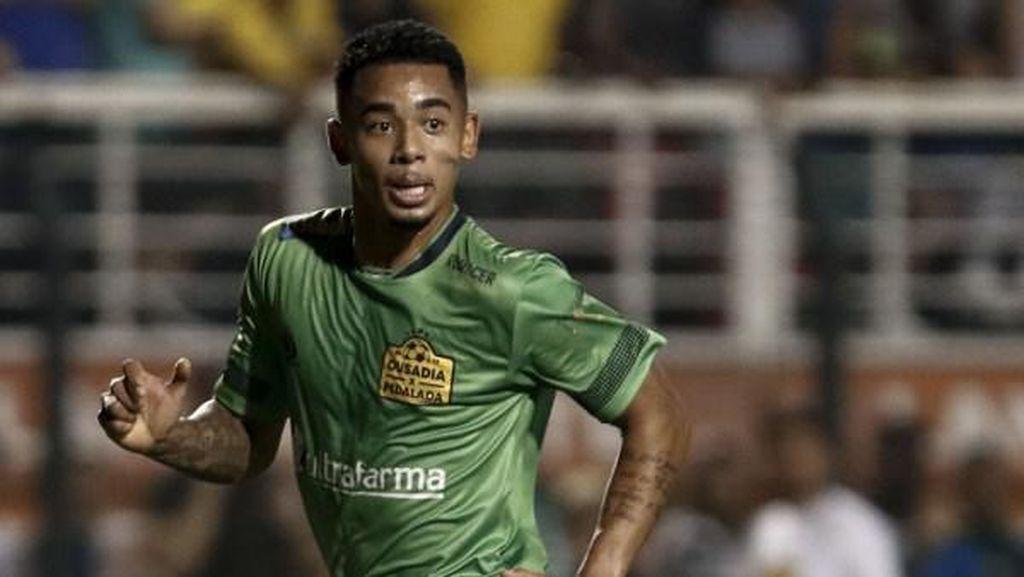 Rivaldo: Gabriel Jesus Akan Ukir Sejarah di City, tapi Butuh Waktu
