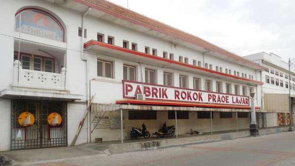 Spot Instagenik Semarang, Pabrik Rokok