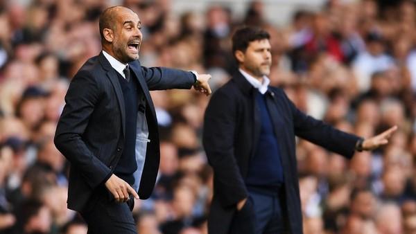 Potensi Spurs Ciptakan Rekor Buruk bagi Guardiola