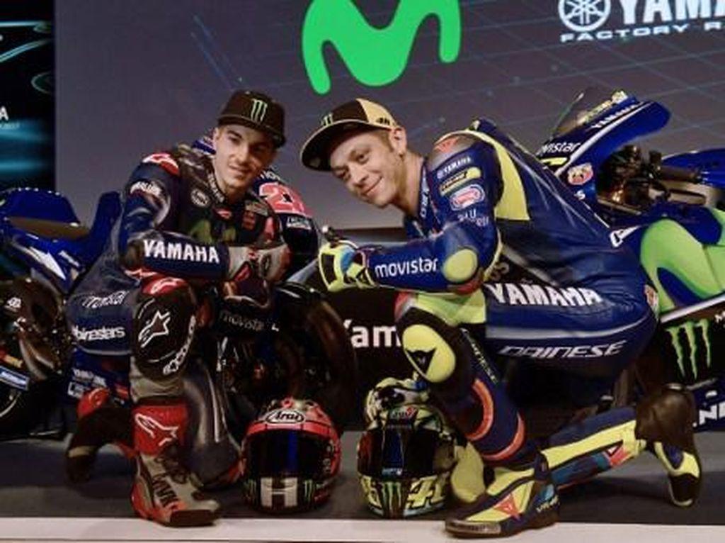 Rossi Nantikan Musim yang Sangat Menarik