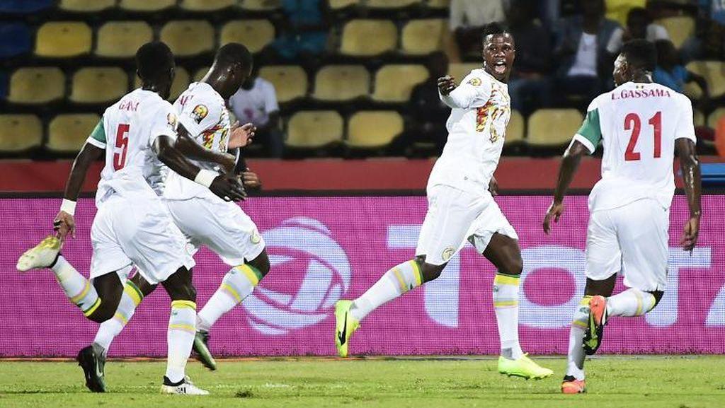 Tundukkan Zimbabwe, Senegal Lolos ke Perempatfinal