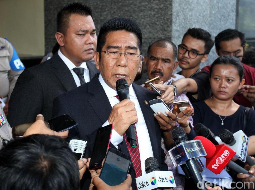 Novanto Menang di Praperadilan, Anggota Pansus Minta KPK Introspeksi