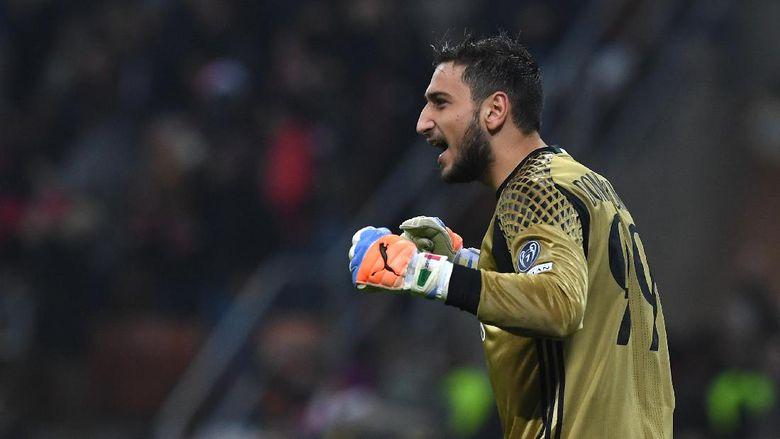 AC Milan Tak Punya Secuil Pun Rencana untuk Melego Donnrarumma