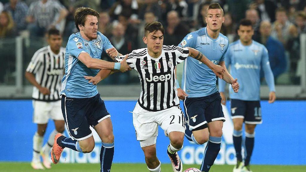 Lazio Butuh Keajaiban untuk Menang di Juventus Stadium