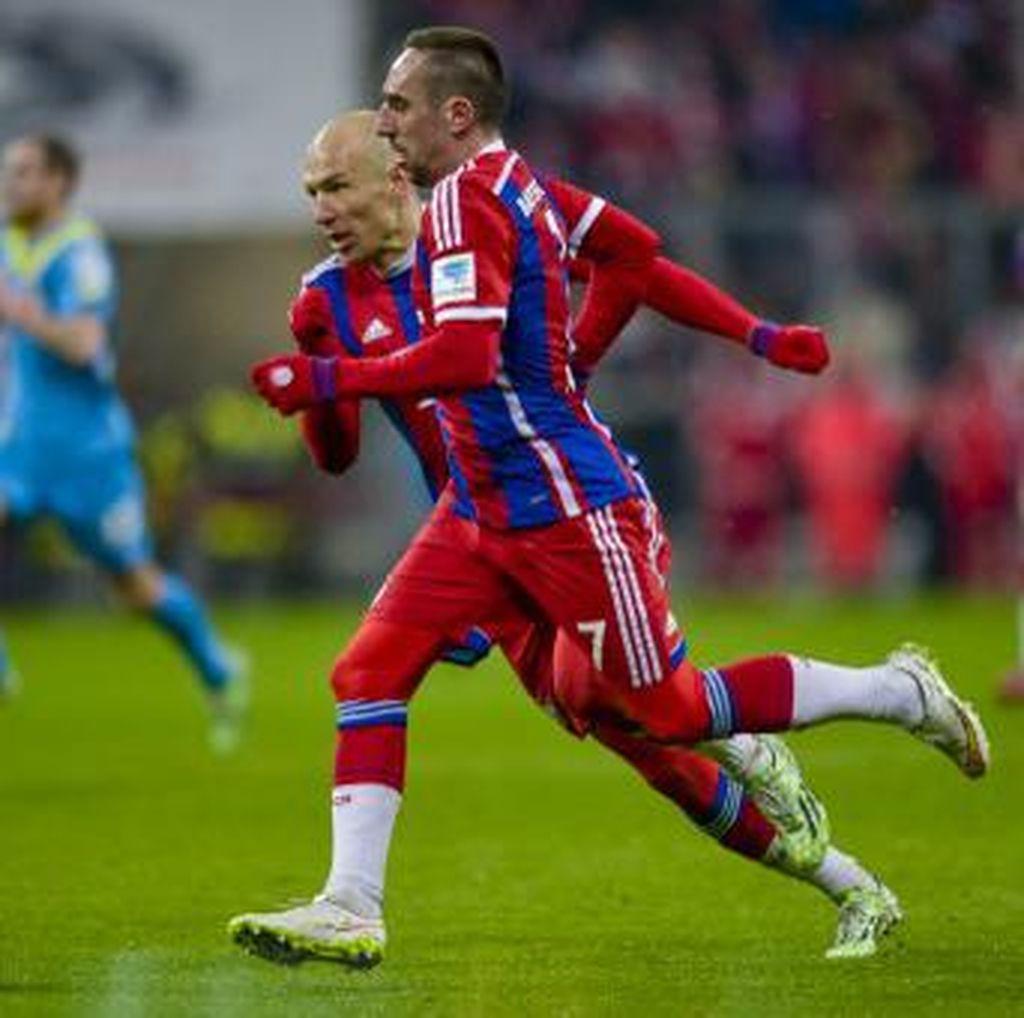 Bayern Dinilai Sedang Berada dalam Peralihan Era