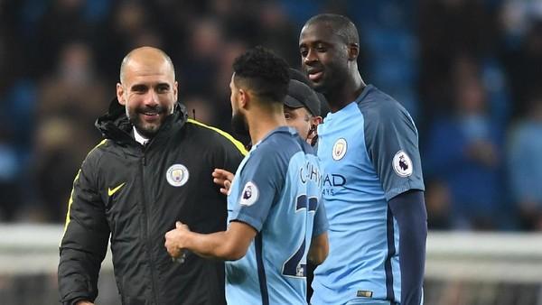 Guardiola: Mungkin Saya Tak Cukup Bagus untuk City