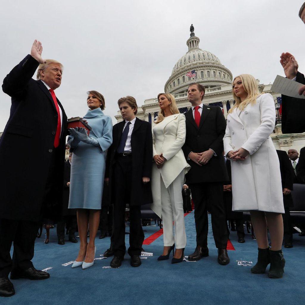 Jadi Presiden AS, Ponsel Donald Trump Disita