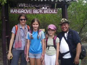 Hutan Blok Mangrove Bedul, Destinasi Favorit Turis di Banyuwangi