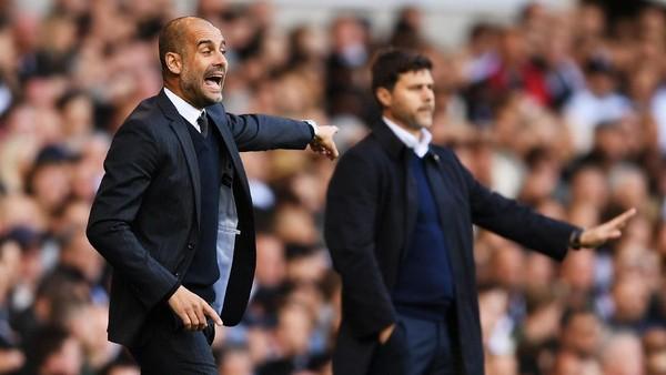 Kondisi City Kini Tak Hilangkan Respek Pochettino pada Guardiola