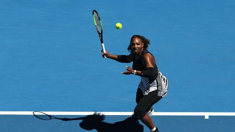 Serena Lolos 16 Besar Tanpa Cela