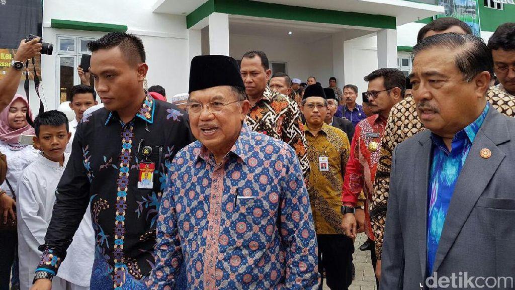 JK Tunggu Informasi Soal Penangkapan Pasukan Indonesia di Sudan